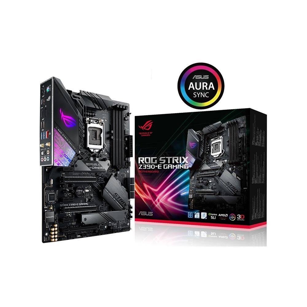 Motherboard Asus Rog Strix Z390-E Gaming 90MB0YF0-M0EAY1 image