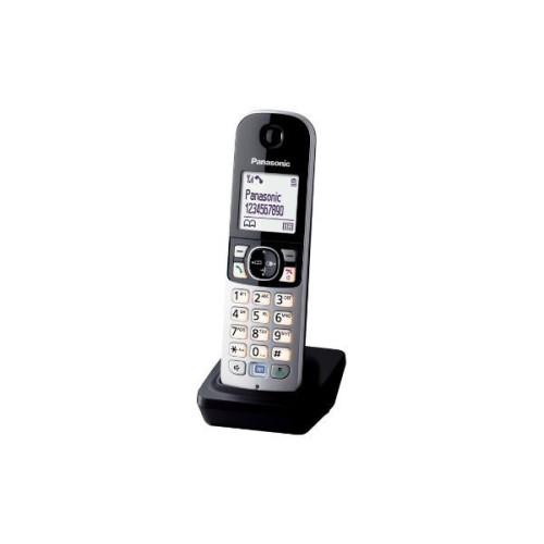 Ασύρματο Panasonic KX-TGA681EXB black EU image