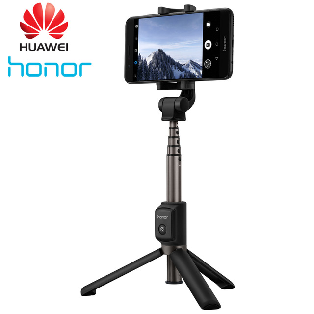 Wireless Bluetooth Tripod Selfie Stick Huawei AF15 Black image