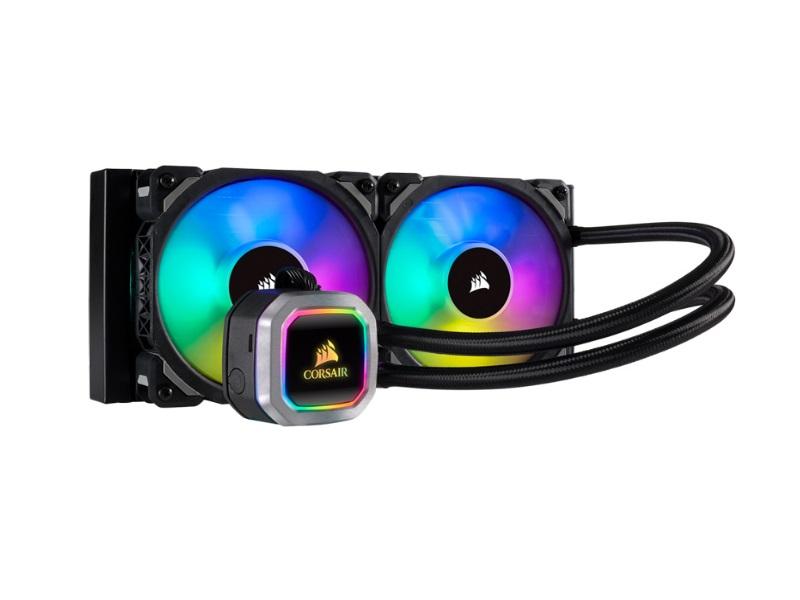 Ψύκτρα Liquid Cooling Hydro Series H100i RGB Platinum CW-9060039-WW image
