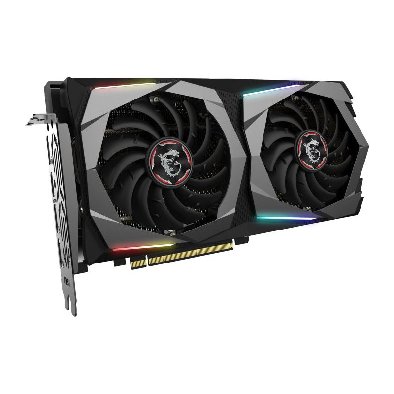 Κάρτα Γραφικών MSI GeForce RTX 2060 6GB GDDR6 Gaming Z V375-008R