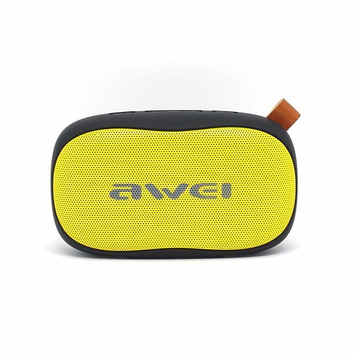 Φορητό Bluetooth Ηχείο Y900 Black Yellow Awei image