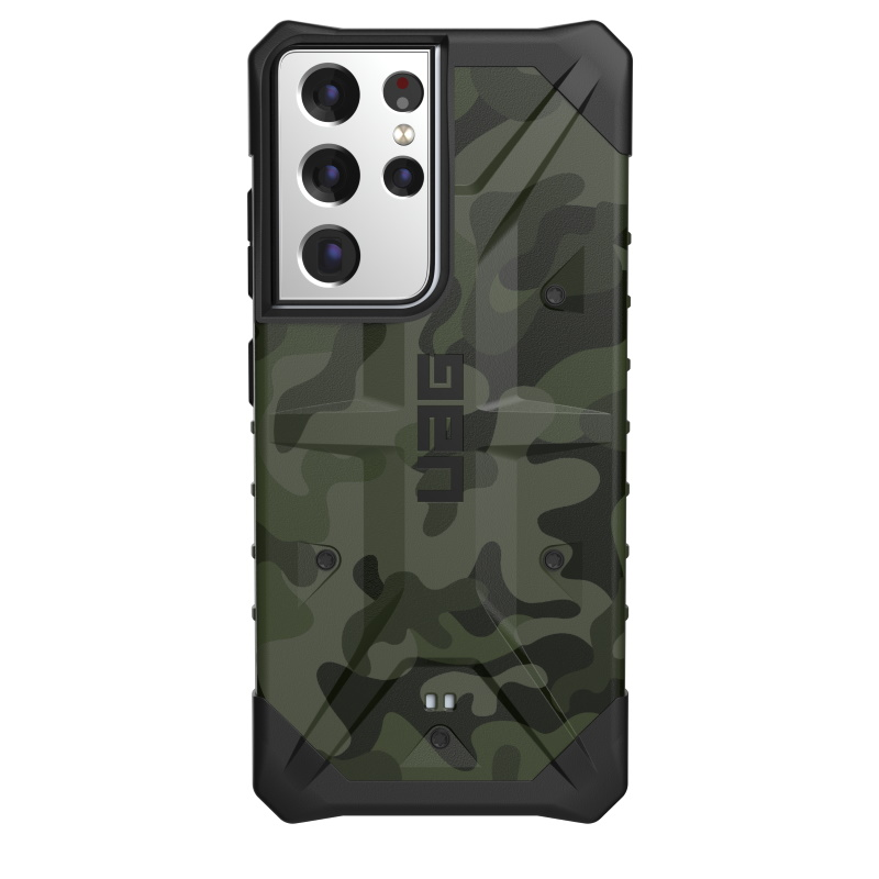 Samsung Galaxy S21 Ultra UAG Pathfinder Forest Camo 212837117271 image