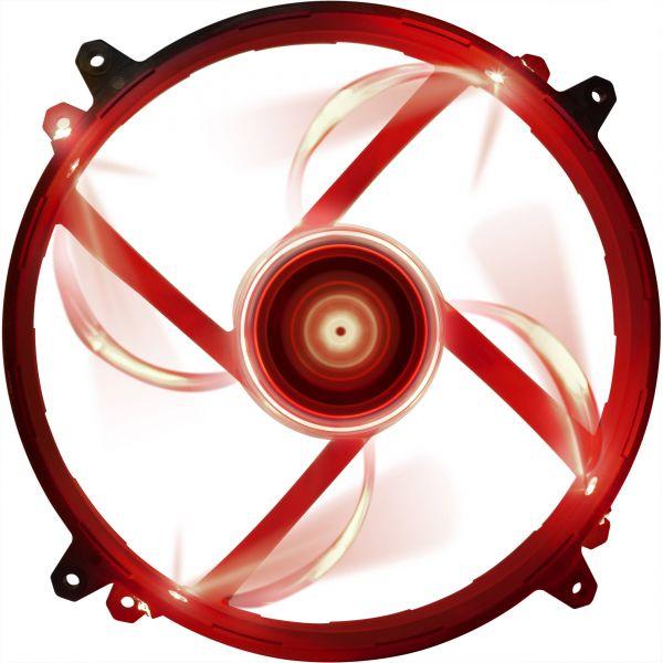 Ανεμιστήρας FZ-200 NZXT 200mm Red LED Fan RF-FZ20S-R1