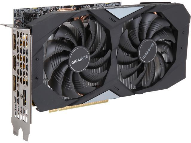 Κάρτα Γραφικών Gigabyte GeForce RTX 2060 6GB OC Rev 2.0 GV-N2060OC-6GD image
