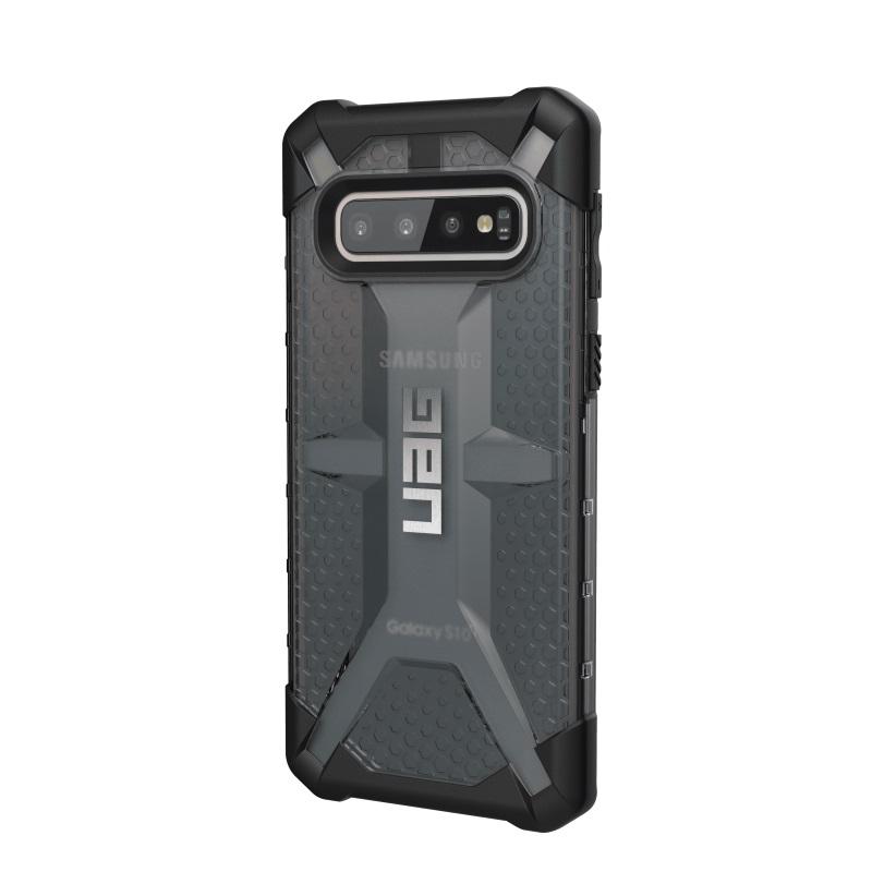 "Samsung Galaxy S10 Plus 6.4"" UAG Plasma Case Ash 211353113131"