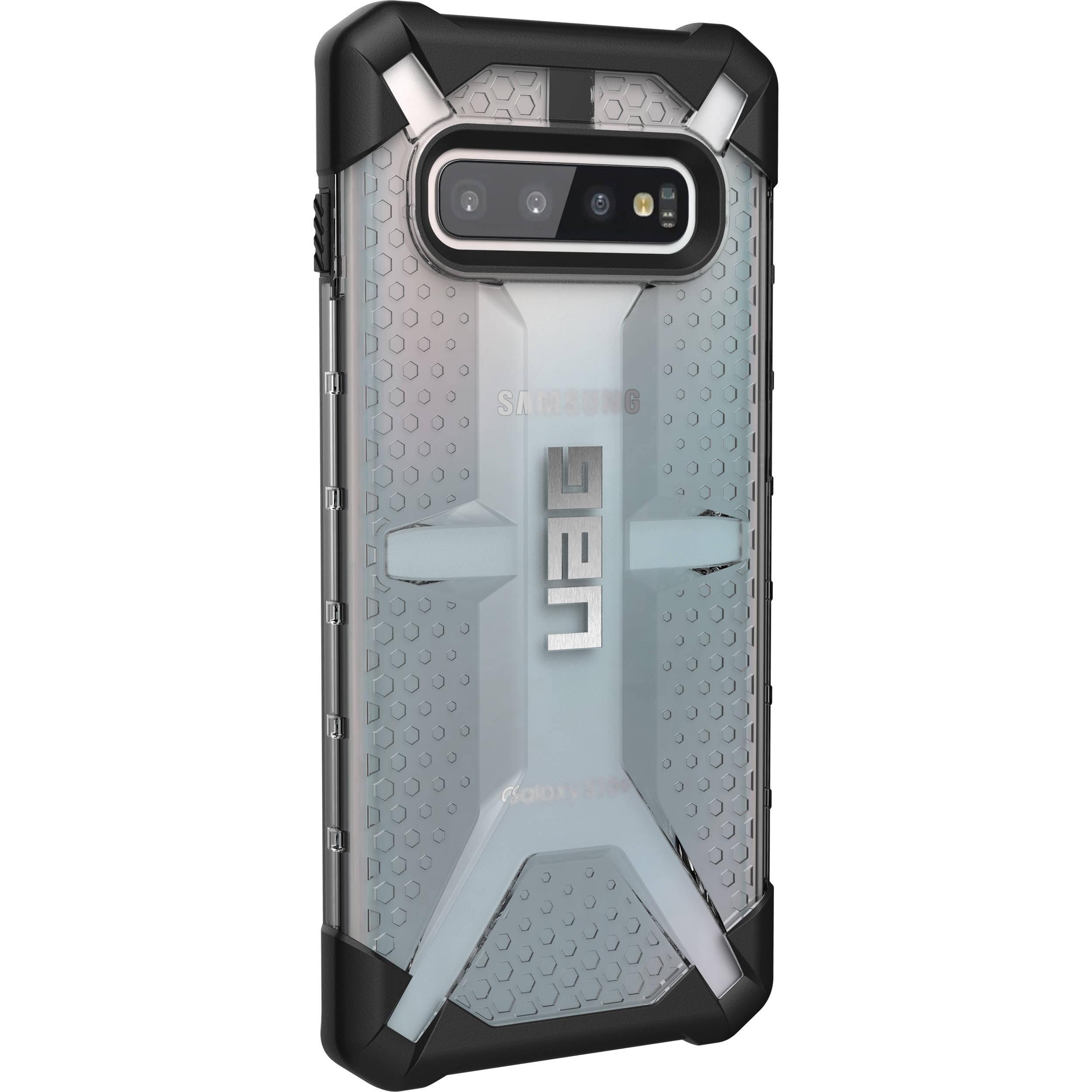 "Samsung Galaxy S10 Plus 6.4"" UAG Plasma Case Ice 211353114343"
