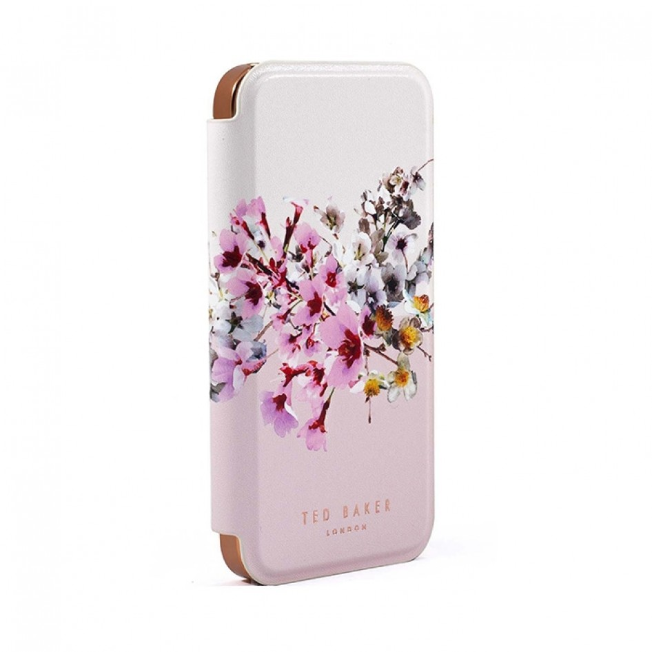 iPhone 12 Pro Max Folio Case Jasmine Ted Baker 80501
