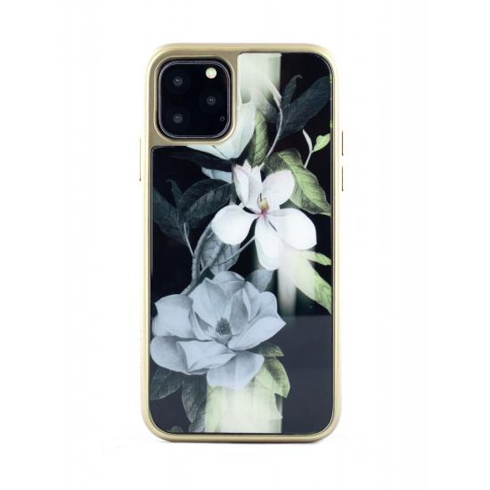 iPhone 11 Pro Max Glass Inlay Case OPAL Ted Baker 75569