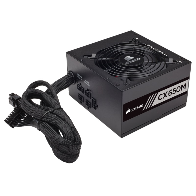 Power Supply (Τροφοδοτικό) CXM Series CX650M 650W 80+ Bronze CP-9020103-EU image