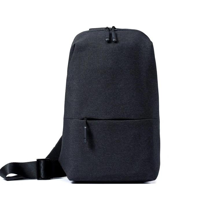 Θήκη Πλάτης Mi City Sling Bag Dark Grey Xiaomi ZJB4069GL image