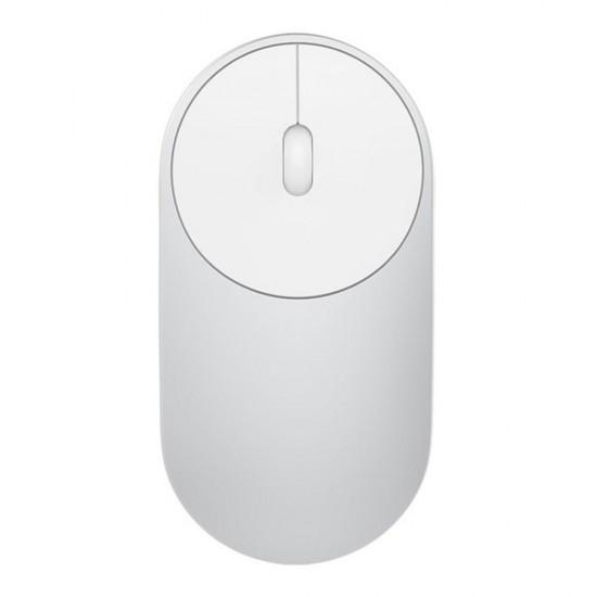 Ασύρματο Ποντίκι Xiaomi Mi Portable Mouse Silver HLK4007GL image