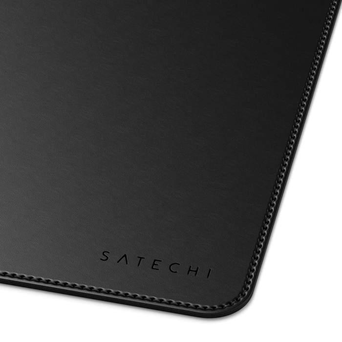 Eco Leather Deskmate Mousepad L Satechi 584x310 Black ST-LDMK image