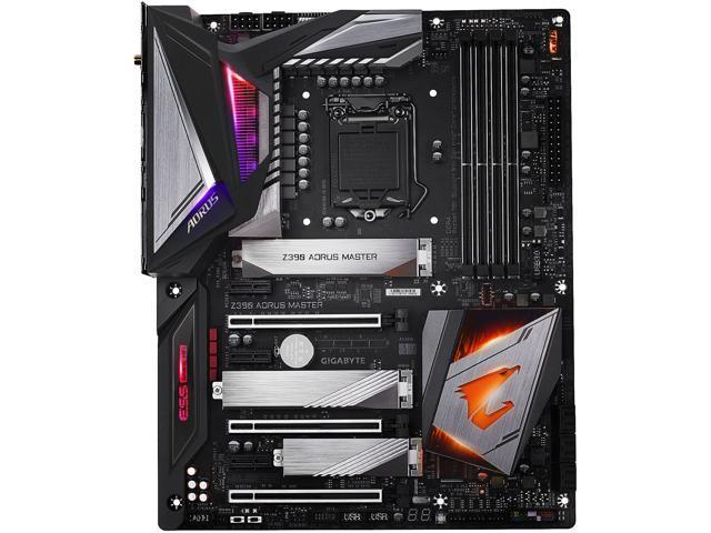 Gaming Motherboard Z390 AORUS Master Gigabyte  image