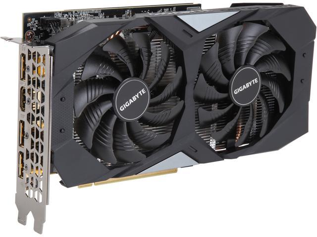Κάρτα Γραφικών Gigabyte GeForce GTX 1660 6GB OC GV-N1660OC-6GD image