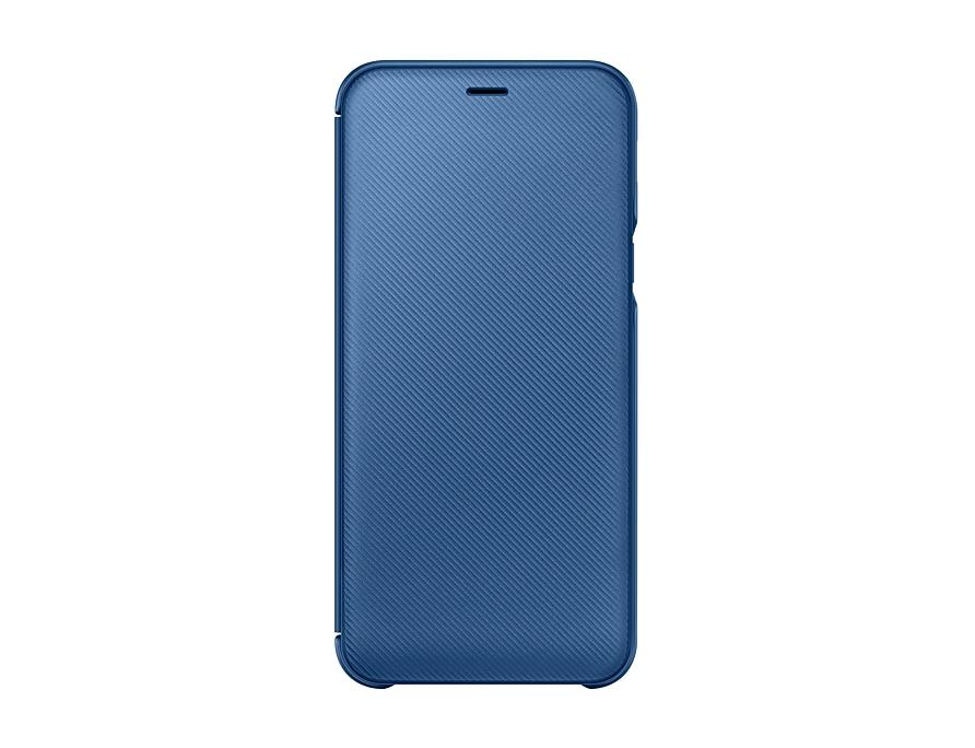 "Samsung Galaxy A6 2018 5.6"" Flip Cover Original Blue EF-WA600CLE image"