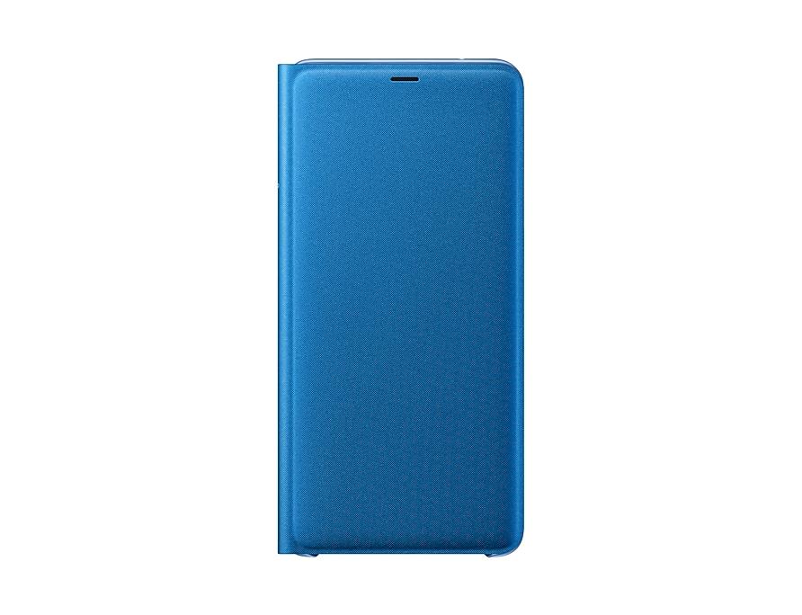 """Samsung Galaxy A9 2018 6.3"""" Flip Wallet Original Blue EF-WA920PLE image"""