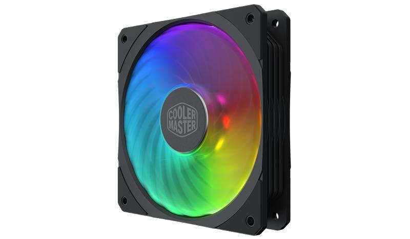 Ανεμιστήρας CM MasterFan SF120R 120mm ARGB MFX-B2DN-20NPA-R1 image