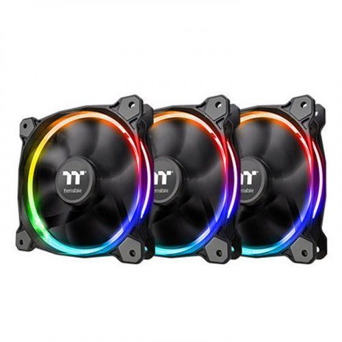 Ανεμιστήρας x3 120mm*25mm Riing 12 Sync Edition Thermaltake CL-F071-PL12SW-A image