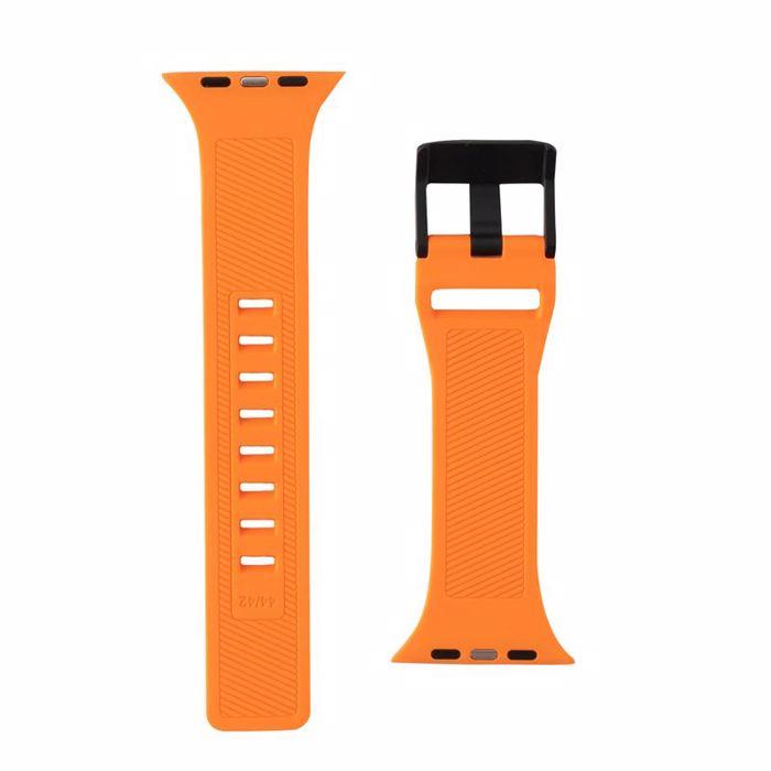 Ανταλλακτικό Λουράκι UAG Scout Strap Orange Για Apple Watch 42mm/44mm 191488119797 image