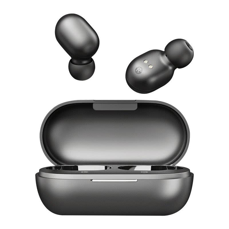 Bluetooth Haylou GT1 TWS Earbuds Black image