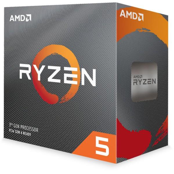 Επεξεργαστής Ryzen 5 3600 4.2GHz 100-100000031BOX image