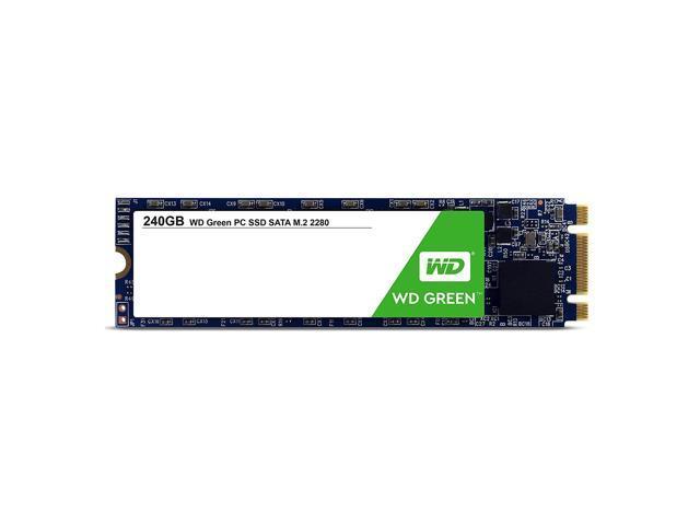 SSD Western Digital Green 240GB M.2  image
