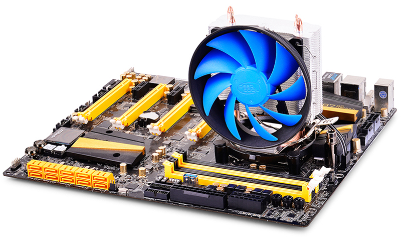 Ψύκτρα CPU Gammaxx 200T For Intel/AMD Deepcool  image