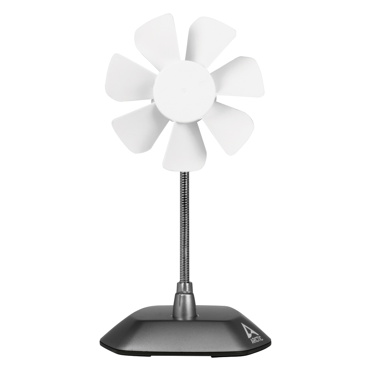 USB Desktop Fan Breeze Silver by Arctic ABACO-BZP0301 White image