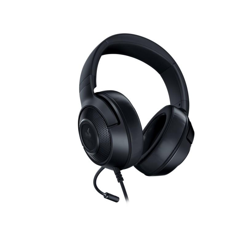 Ακουστικά Κεφαλής Razer Kraken X Lite 7.1 BLACK PC,MAC,PS4,XBOX ONE/MOBILE  image