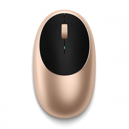 M1 Wireless Mouse Satechi Gold USB-C ST-ABTCMG