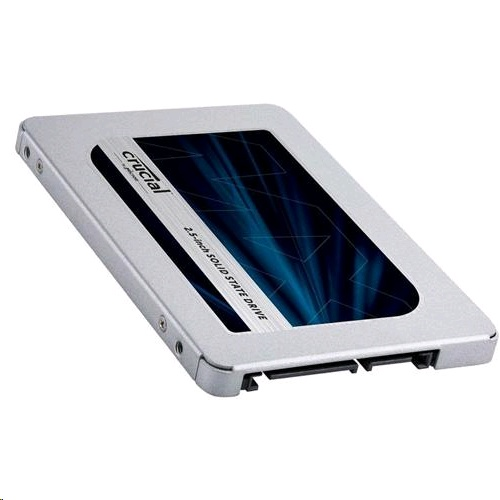 "SSD MX500 1TB 2.5"" SATA3 Crucial CT1000MX500SSD1 image"