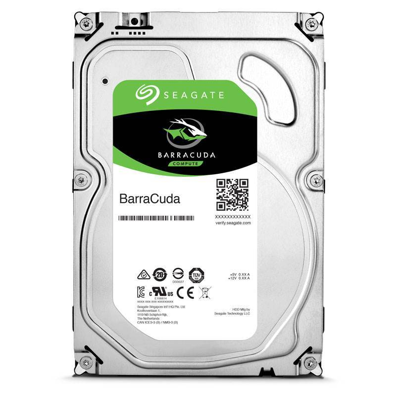"HDD Seagate Barracuda 3.5"" 3TB ST3000DM007 image"
