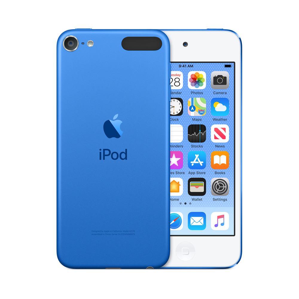 iPod Touch 7th Generation 32Gb Blue MVHU2FD image