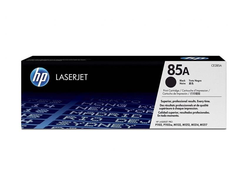 Γνήσιο Toner HP 85A Black CE285A image