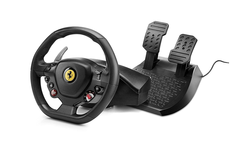 Τιμονιέρα T80 RW Ferrari 488 GTB Edition 4160672 PS4,PC Thrustmaster  image