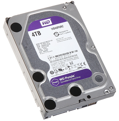 "HDD Western Digital Purple 3.5"" TB WD40PURZ image"