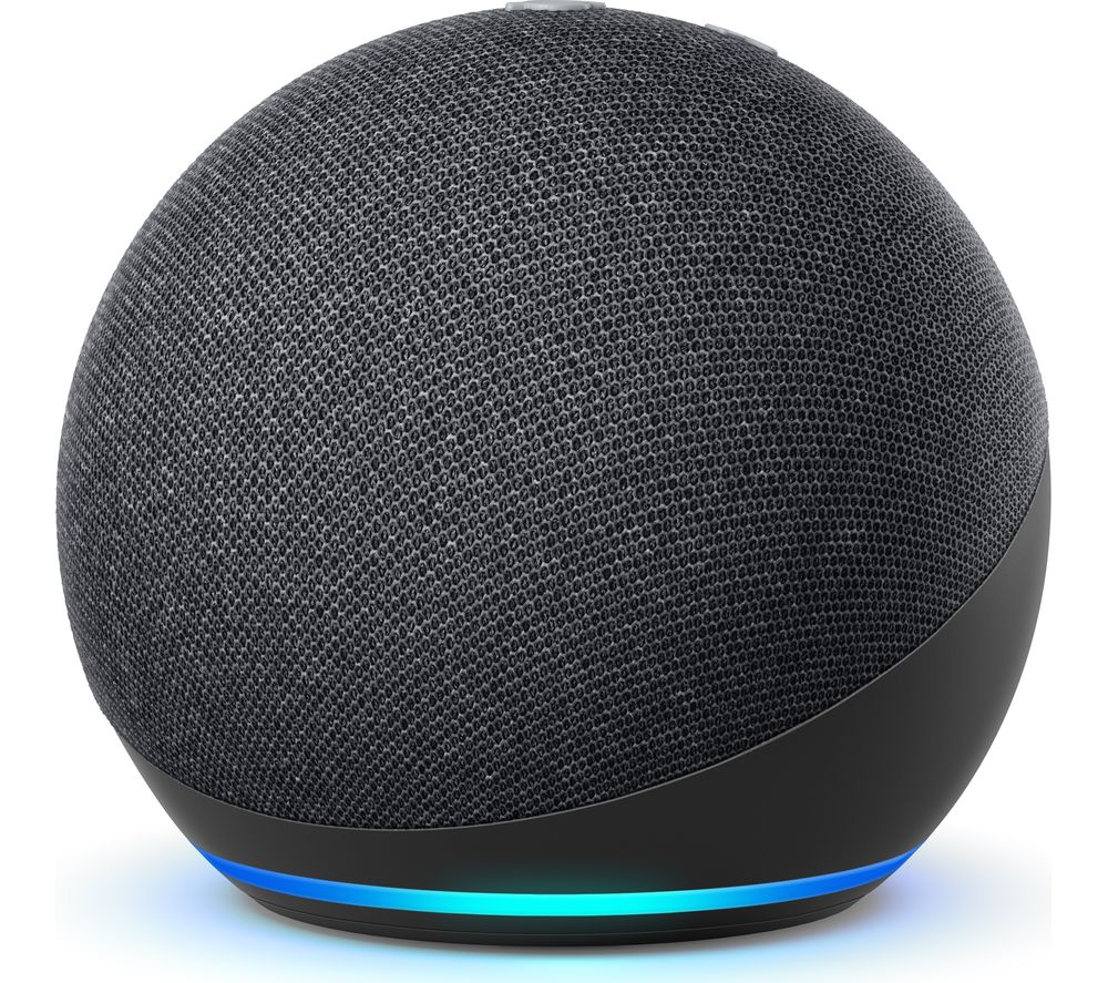 Amazon Echo Dot (4th Gen) Charcoal B084DWG2VQ image