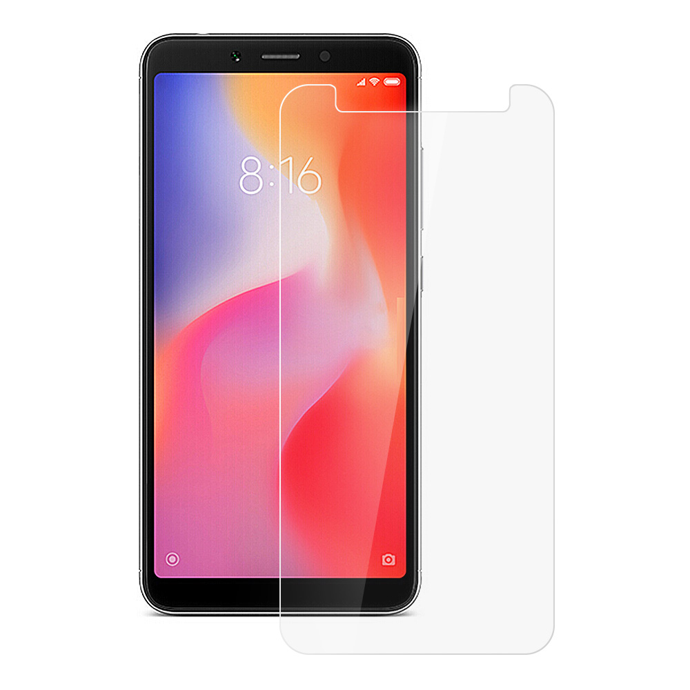 Tempered Glass 9H 0.33mm Xiaomi Redmi 6/6A image