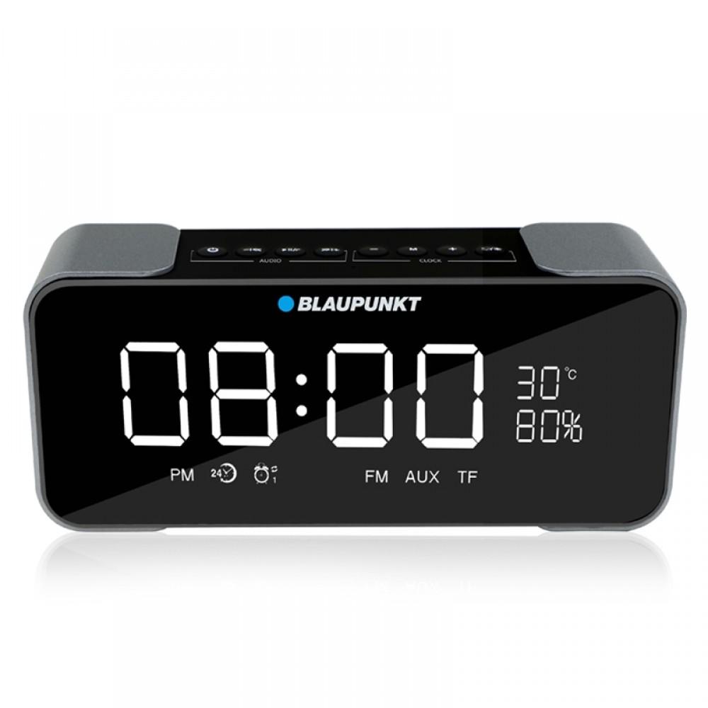 Ραδιόφωνο-Ρολόι Bluetooth,Alarm,FM,MP3 Blaupunkt BT16CLOCK image
