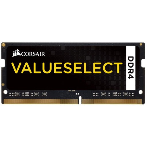 Value Select By Corsair ΓΙΑ ΦΟΡΗΤΟ 8GB Ram DDR4 2133MHz CL15 CMSO8GX4M1A2133C15 image