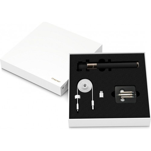 Huawei Gift Box (Earphone AM116,Selfie stick AF11,Cable Micro USB AP50,Adapter AP52) image