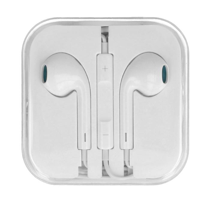 Ακουστικά Mega Bass Audio Jack 3.5mm White image