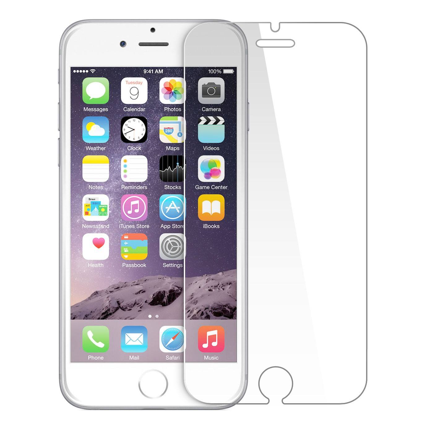 Screen Protector Anti-Scratch High Clear iPhone 6 plus image
