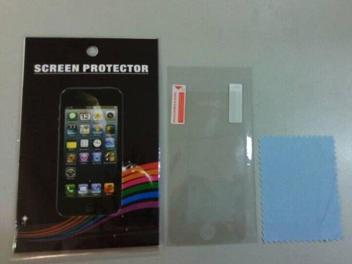 Screen Protector Anti-Scratch High Clear Galaxy Alpha image