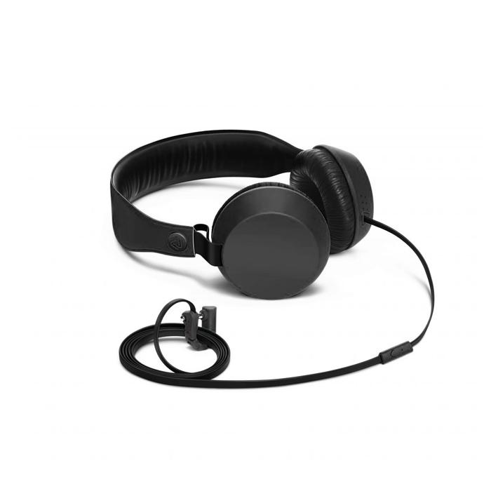 HeadPhones Coloud Boom WH-530 Stereo Black Original image