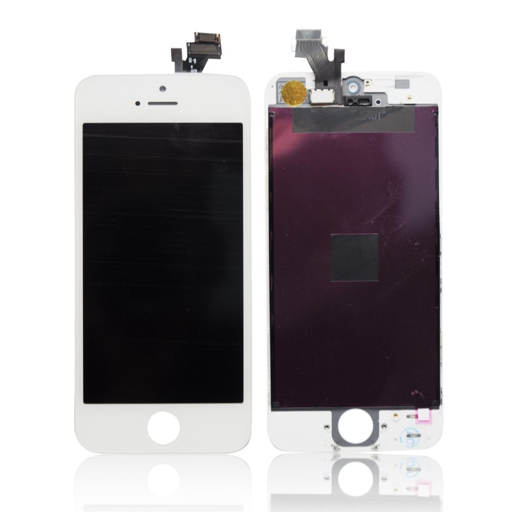iPhone 5G Touch Screen + LCD White image