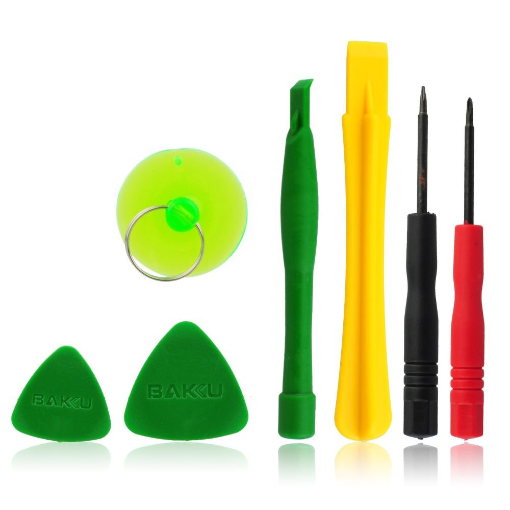 Set Εργαλείων Για iPhone 3G,3GS,4,4S,5,5s,6,6 plus (7 Elements) Tools image