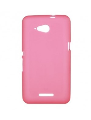 """Sony Xperia E4G E2003 4.7"""" Ultra Slim Case 0.3mm Pink image"""