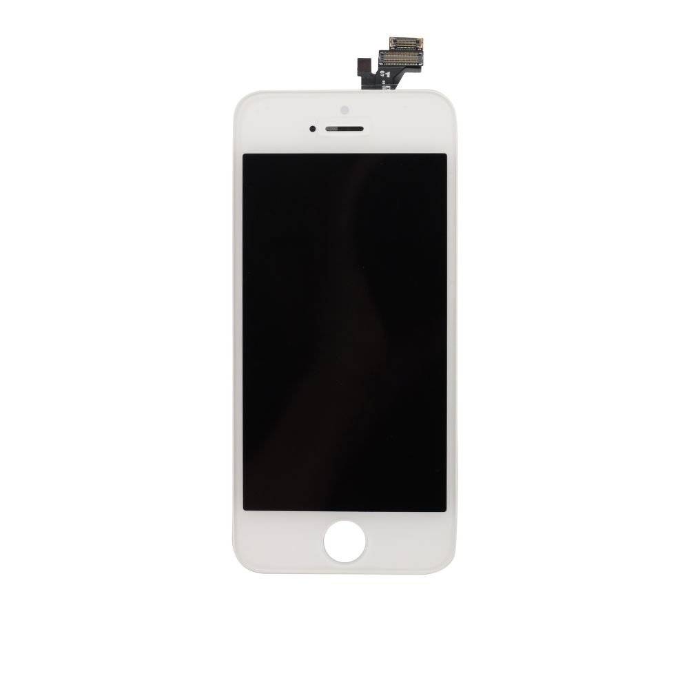 iPhone 5S Touch Screen + LCD White  image